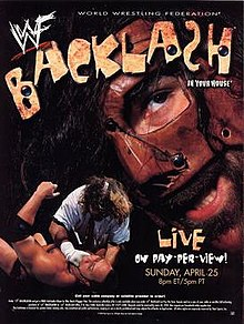 WWF Backlash 1999