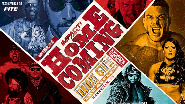 Impact Wrestling Homecoming