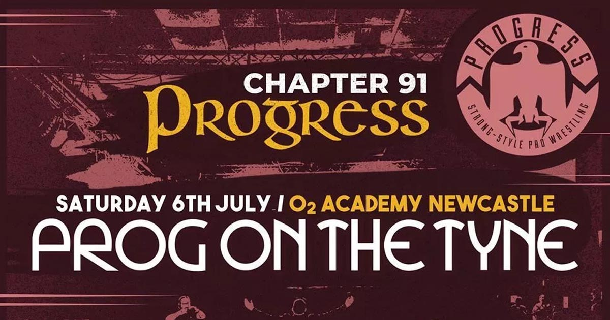 PROGRESS Chapter 91: Prog on the Tyne