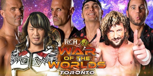 ROH War of the Worlds Tour 2017: Toronto