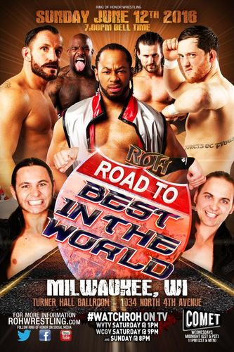 ROH Road to Best in the World 2016: Milwaukee