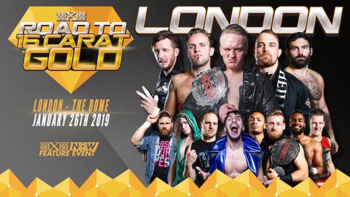 wXw Road to 16 Carat Gold 2019: London