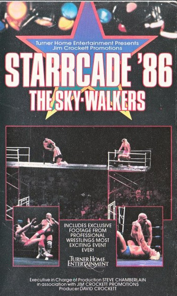 JCP Starrcade 1986: Night of the Skywalkers