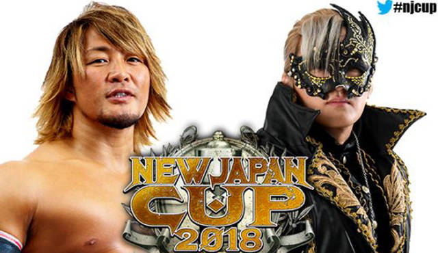 NJPW New Japan Cup 2018: Day 2