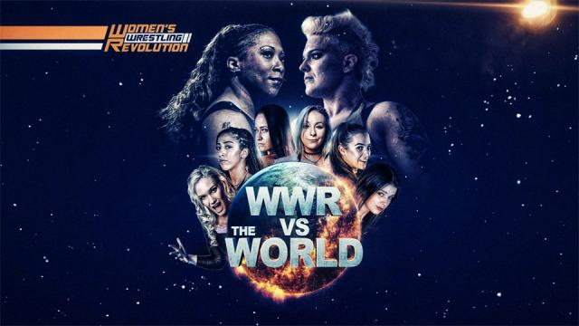 WWR Presents WWR vs The World
