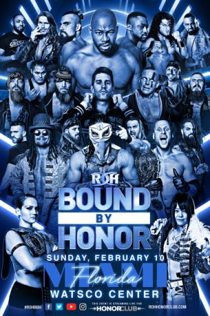 ROH Bound By Honor 2019: Miami