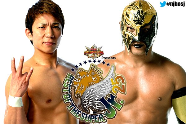 NJPW Best of the Super Juniors XXV: Day 1