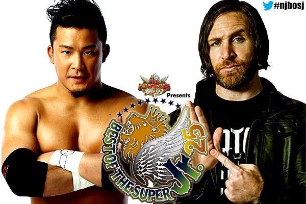 NJPW Best of the Super Juniors XXV: Day 2
