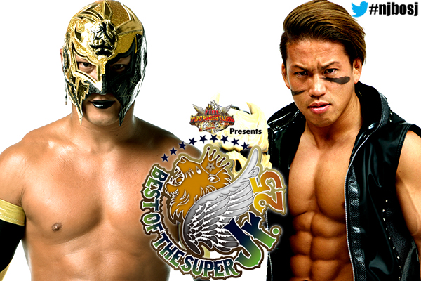 NJPW Best of the Super Juniors XXV: Day 3