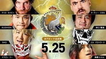 NJPW Best of the Super Jr. 25 - 5.25