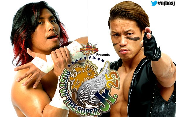 NJPW Best of the Super Juniors XXV: Final Day