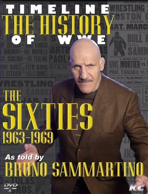 Timeline: History of the WWF 1963-1969 with Bruno Sammartino