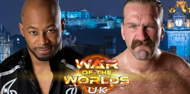 ROH War of the Worlds UK Tour: Edinburgh