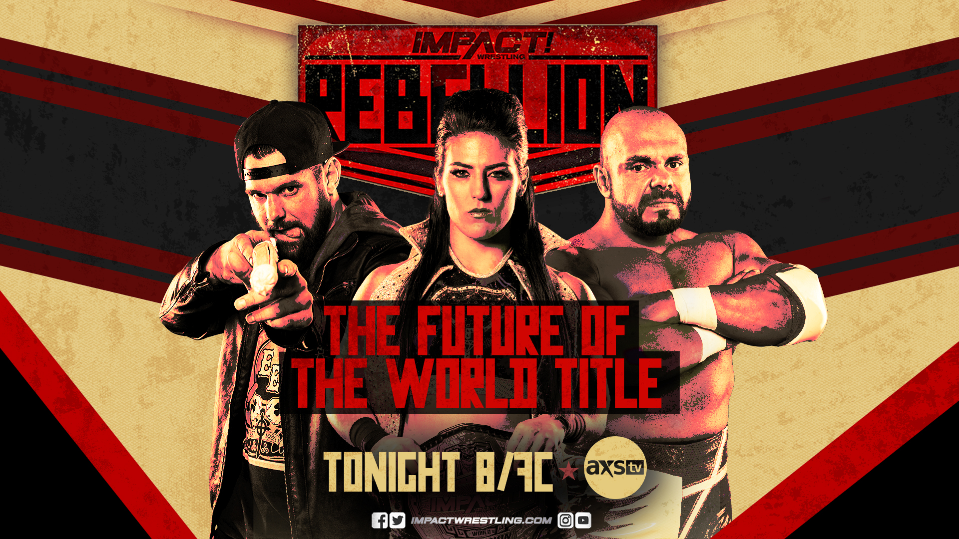 Impact Wrestling Rebellion, Night Two