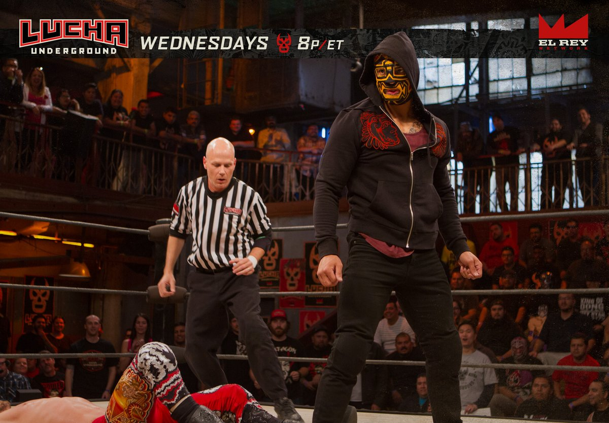 Lucha Underground S03E25: Left For Dead