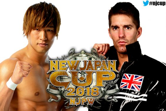 NJPW New Japan Cup 2018: Day 6