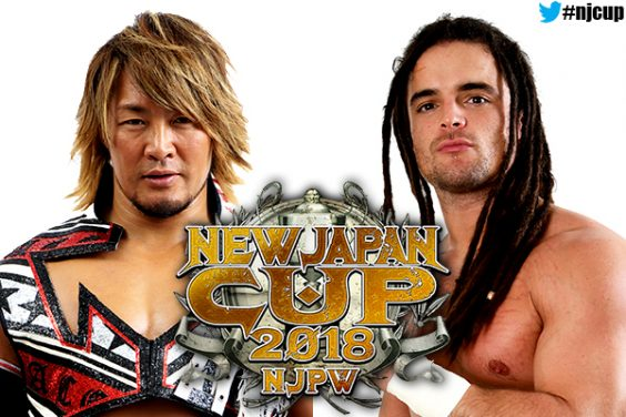 NJPW New Japan Cup 2018: Day 7