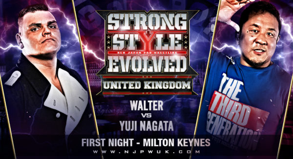 RevPro/NJPW Strong Style Evolved UK: Night 1
