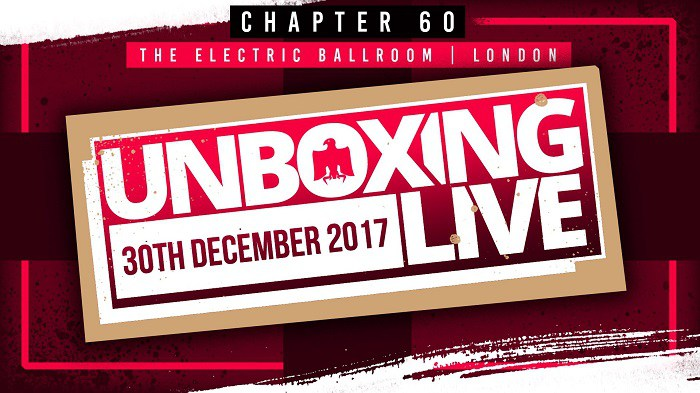 PROGRESS Chapter 60: Unboxing Live 2! - Unbox Harder