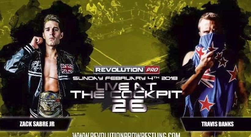 The Wrestling Revolution - Pro Wrestling Reviews