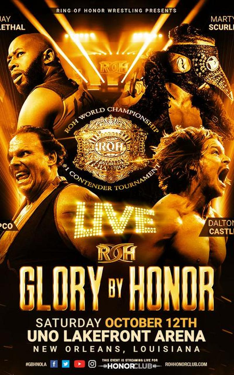 ROH Glory By Honor: NOLA