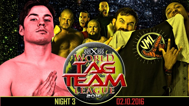 wXw World Tag Team League 2016: Day 3