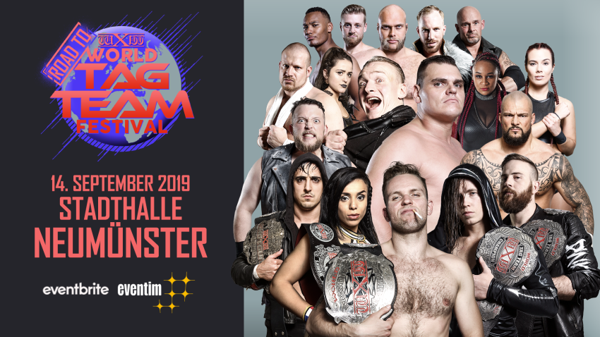 wXw Road to World Tag Team Festival: Neumunster