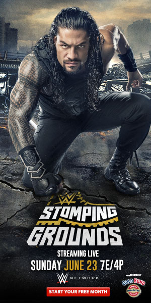 WWE Stomping Grounds 2019