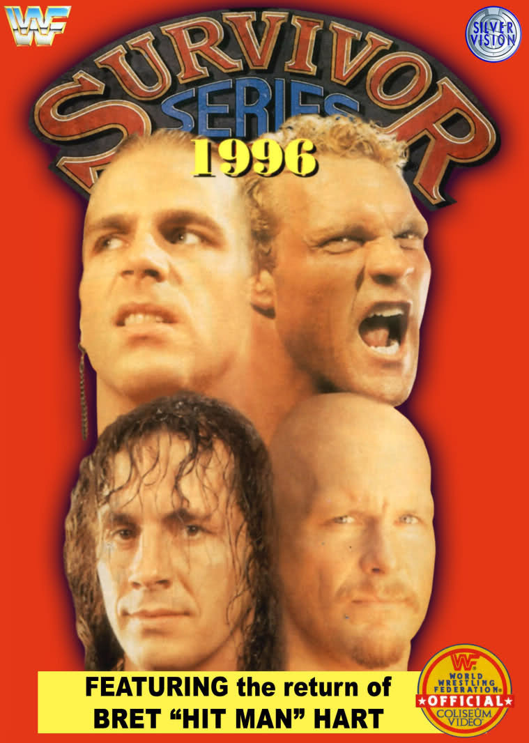WWF Survivor Series 1996