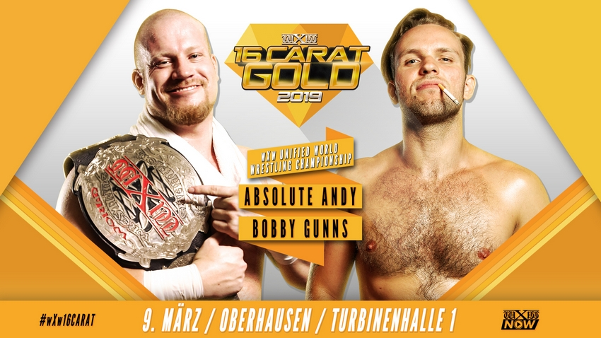 wXw 16 Carat Gold 2019: Night 2
