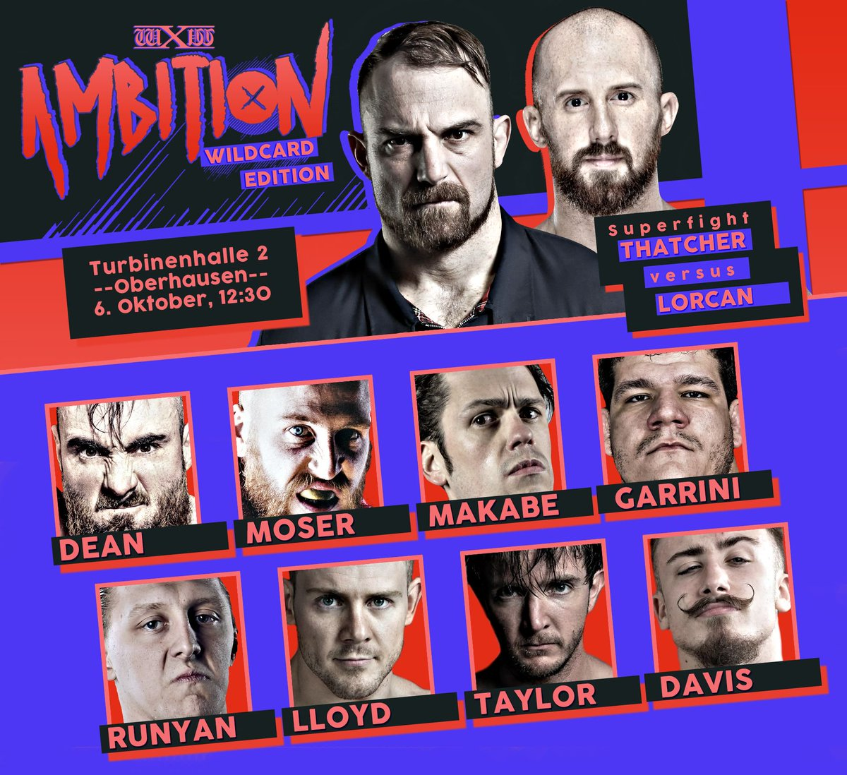 wXw Ambition: Wildcard Edition