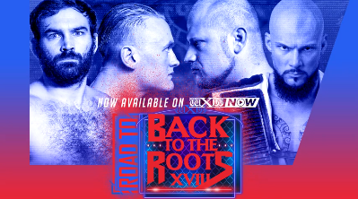 wXw Road to Back to the Roots XVIII