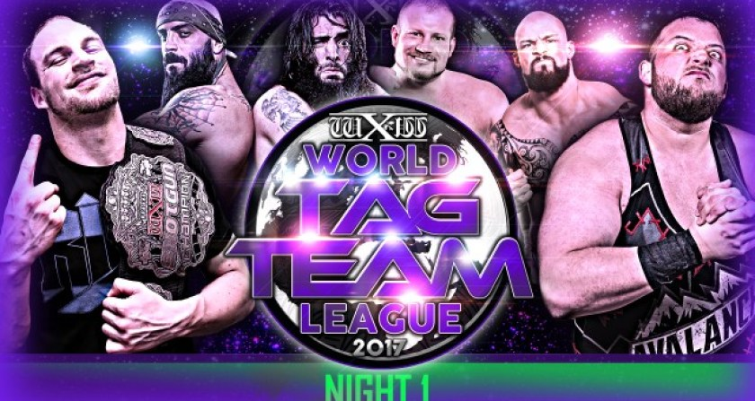 wXw World Tag Team League 2017: Day 1