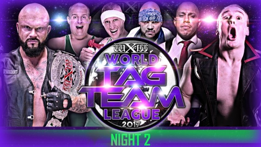 wXw World Tag Team League 2017: Day 2