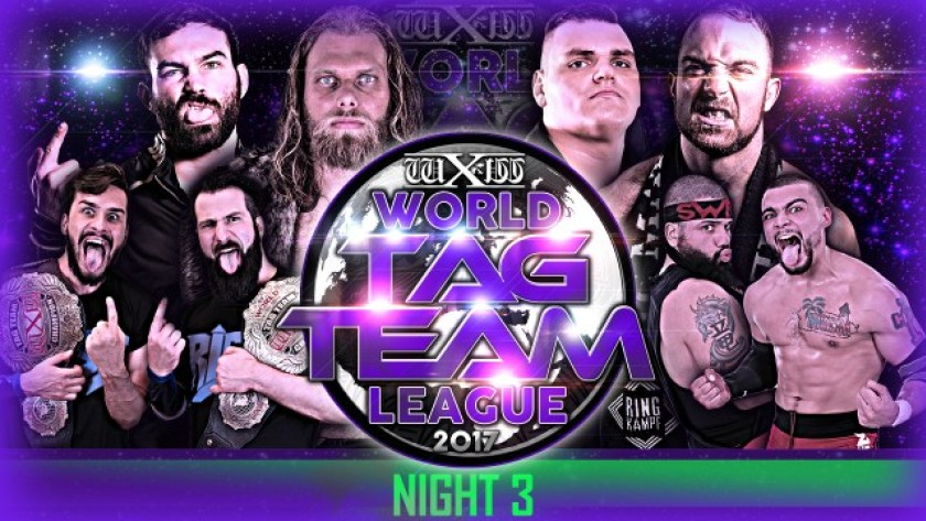 wXw World Tag Team League 2017: Day 3