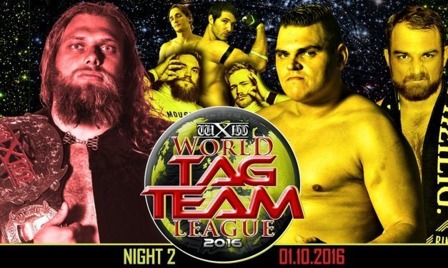 wXw World Tag Team League 2016: Day 2