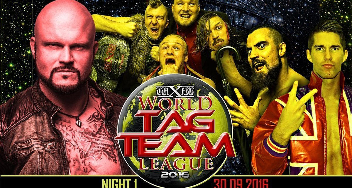 wXw World Tag Team League 2016: Day 1