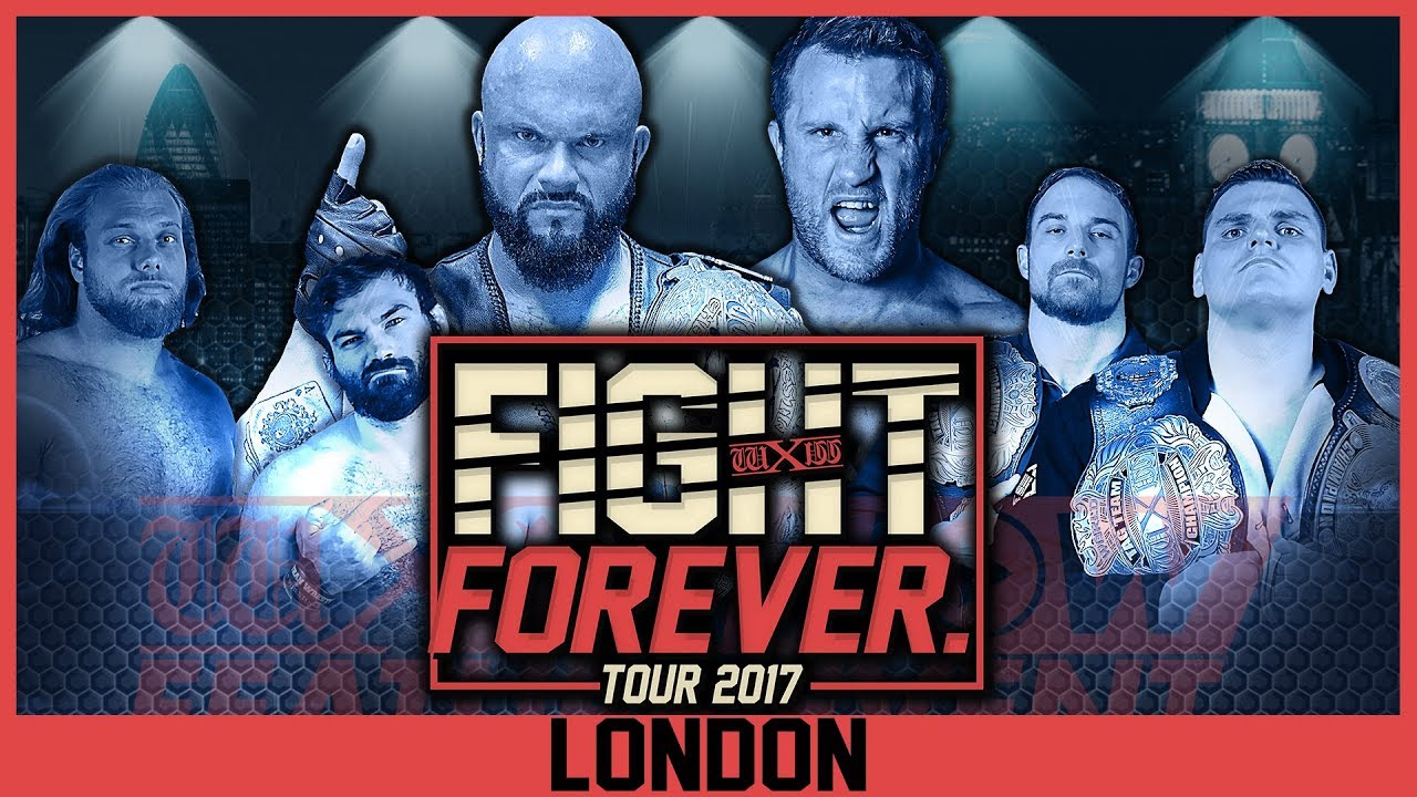 wXw Fight Forever Tour: London