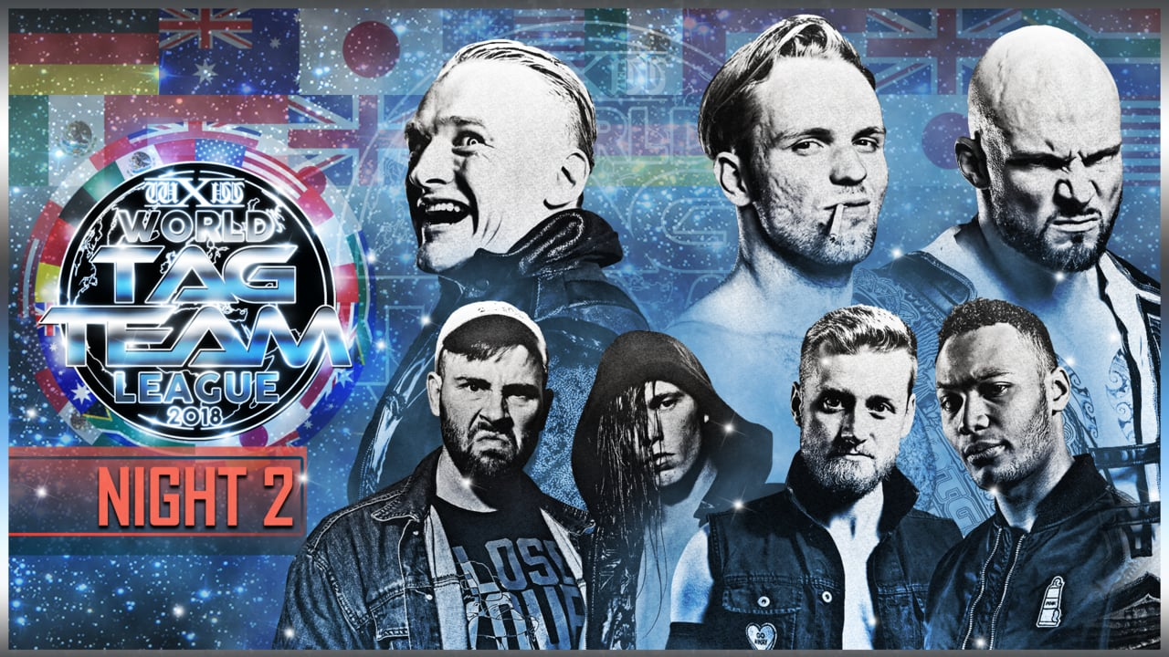wXw World Tag Team League 2018: Day 2